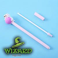 Ручка шариковая Котик с клубком