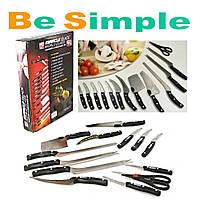 Профессиональные ножи Miracle Blade World Class 13 в 1   набор профессиональных ножей, кухонных   Bland