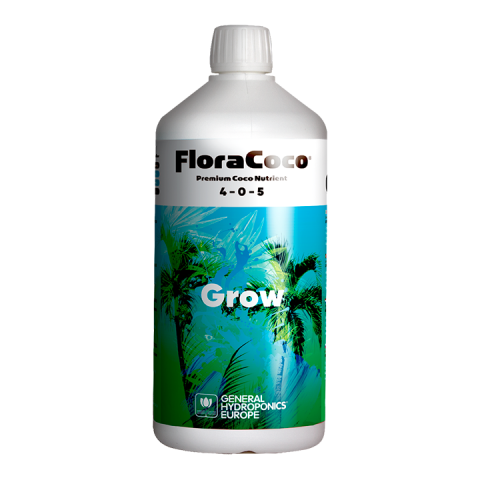Удобрение GHE FloraCoco Grow для кокосового субстрата 0.5 л