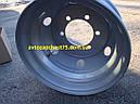 Диск колесный Mercedes 814, 815, 816, 817 , R17,5x6,75 6x205 ET 128 Dia 161 (Jantsa, Турция), фото 9