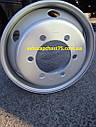 Диск колесный Mercedes 814, 815, 816, 817 , R17,5x6,75 6x205 ET 128 Dia 161 (Jantsa, Турция), фото 10