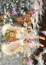 Вафельная картинка Ангелочек 2