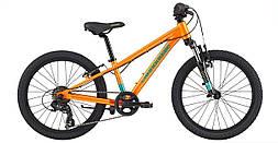 "Велосипед 20"" Cannondale TRAIL OS 2020 CRU помаранчевий"