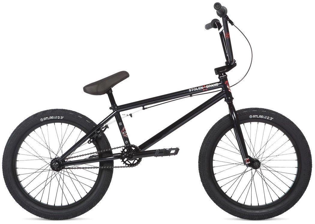 "Велосипед 20"" Stolen STEREO 2020 BASS BOAT GREY"