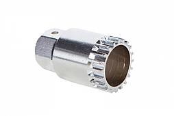 Зйомник каретки (катриджа) KL-9706B Kenli для Shimano CARTIDGE B.B. та ISIS, ключ 24