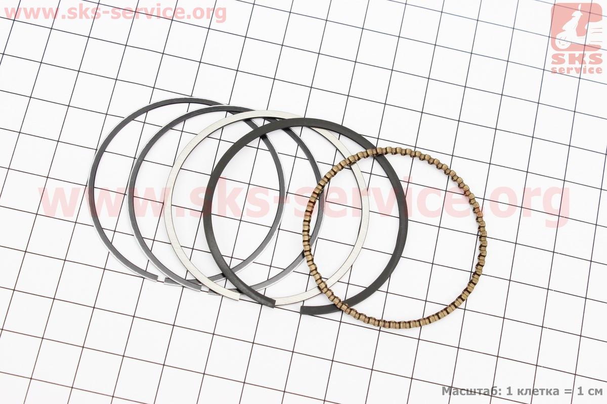 Кольца поршневые 100сс 50мм STD на скутер 4т
