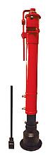 """Пост индикатор для задвижек NRS, вертикальный тип, 2 1/2""""....12"""" Duyar Турция"""