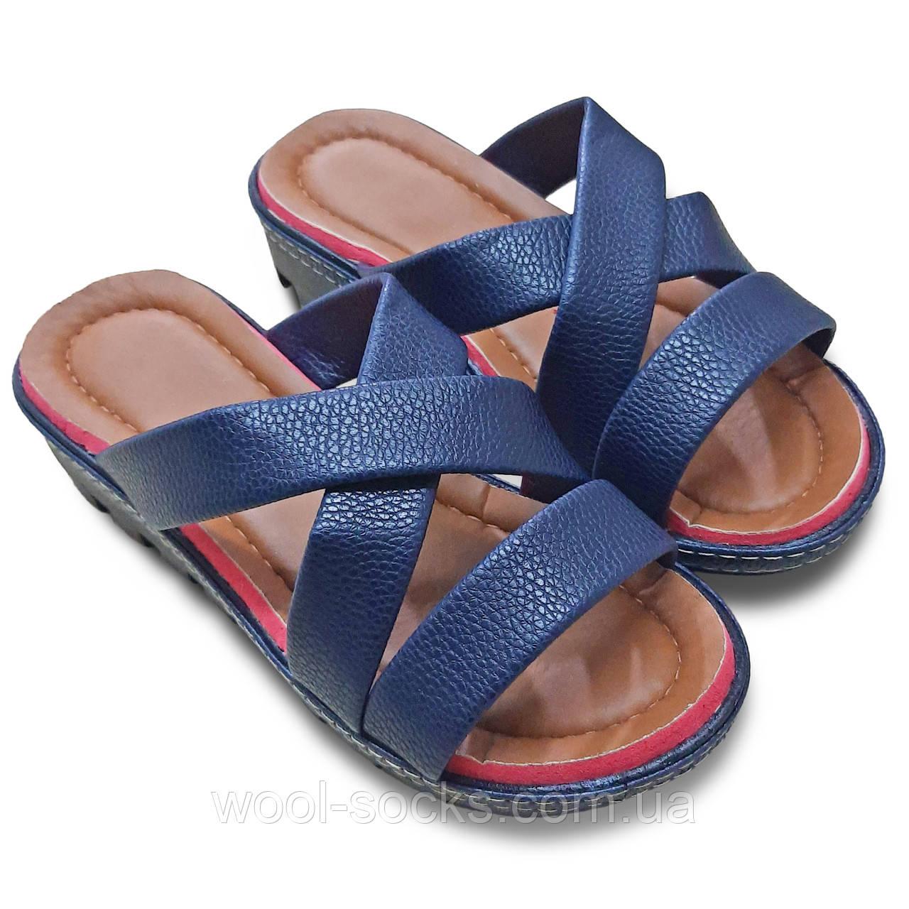 Шлепанцы лето обувь