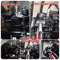 Гидронасос Гидромотор ремонт Sauer 90L130