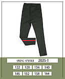 Штани штани, стрейч, хакі, Моне, р. 152, фото 5