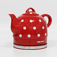 Электрический чайник из керамики на 1 л Mirta KT 1015