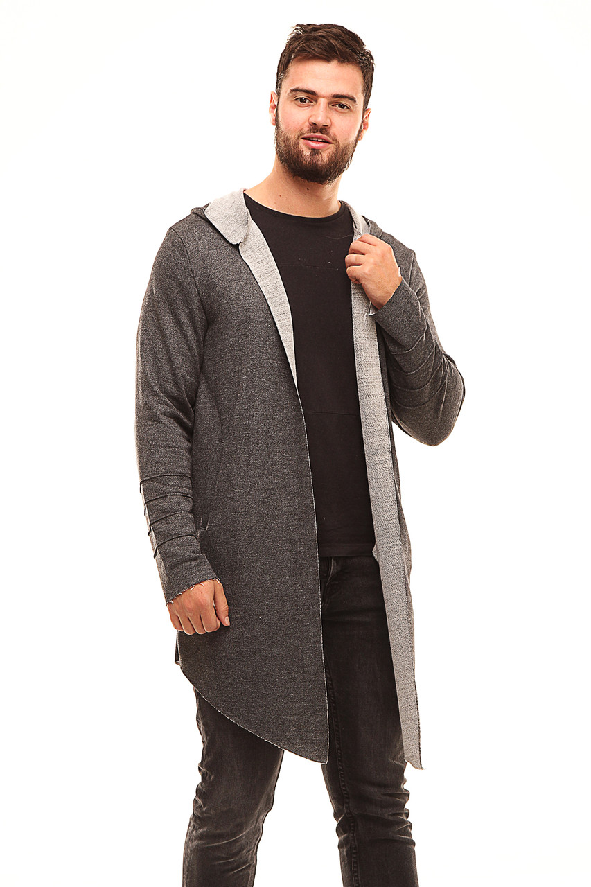 Кардиган (мантия) 750 темно-серый