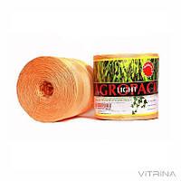Шпагат сеновязальный 500 м/кг (нитка) 2500 м / Вес 5 кг / 97 кг разрыв | Полимершпагат (Украина)