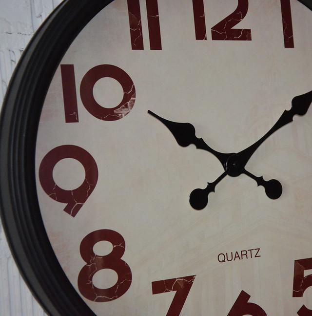 Настенные часы большие