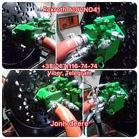 Rexroth А10V Гидронасос ремонт гидромоторов