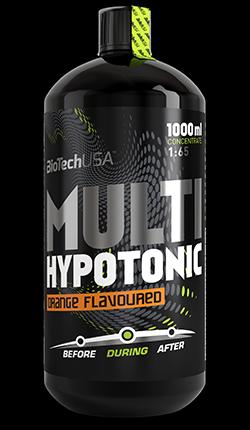 Гипотоник напиток Multi Hipotonic DrinkBioTech 1000 мл, фото 2
