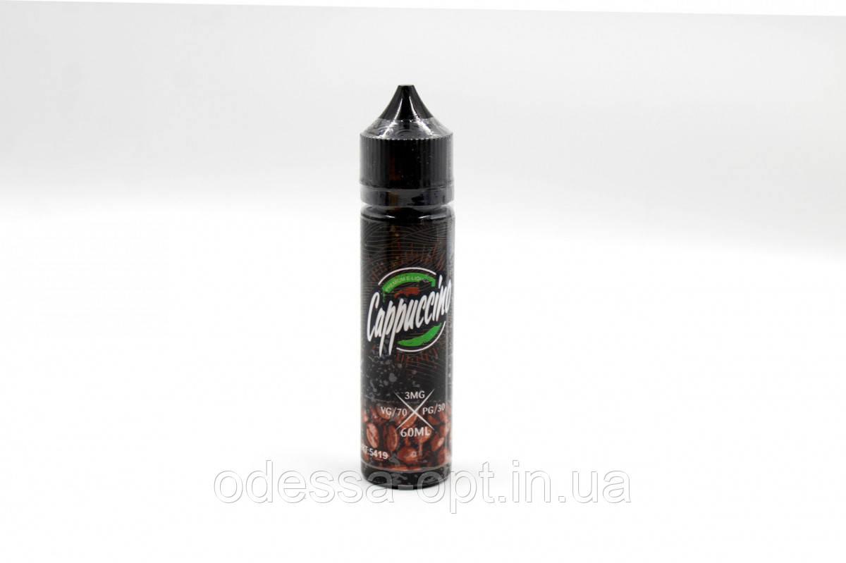 Жидкость для электронных сигарет coffie LATTE/AMERICANA/CAPPUCCINO 60ML (200)