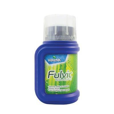 Стимулятор роста растений VitaLink Fulvic 250 мл, фото 2