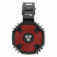 Проводная гарнитура FANTECH Hexagon 7.1 HG21 стильные наушники с микрофоном подсветкой качественным звуком, фото 2
