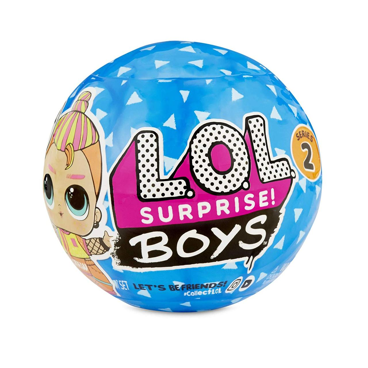 Набор оригинал кукла L.O.L. Lol Surprise Boys Doll ...