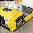 Надувная односпальная кровать Bestway 67714 Джип 160х84х58 см, фото 6