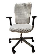 Чехол на офисное кресло Солодкий Сон. Серый
