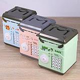 Детский сейф с электронным кодовым замком 778A Розовый, фото 2