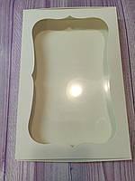 Коробка для пряников с окошком, 20* 30 см