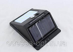 Светодиодный Навесной фонарь с датчиком движения 609 solar 20 диодов на солнечных батареях, фото 2