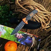 Нож туристический Gerber Fix Classic, 420 сталь. Ножны