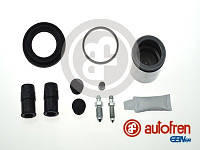 Ремкомплект тормозного суппорта 52 мм. DAEWOO ESPERO, LANOS, NEXIA, NUBIRA, HONDA CIVIC  AUTOFREN D4-1089C