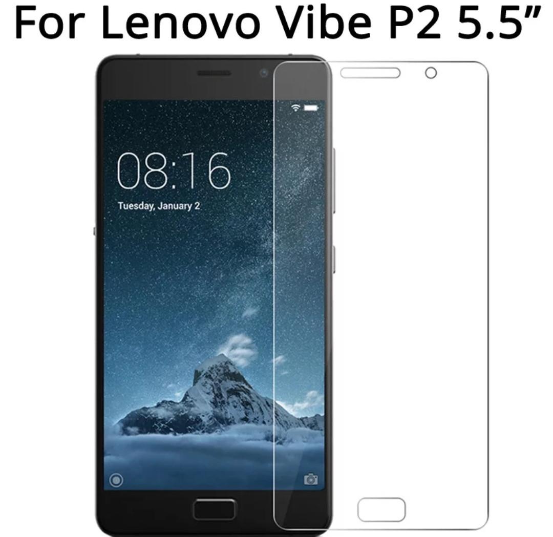 Захистне закалене скло для смартфону Lenovo Vibe P2