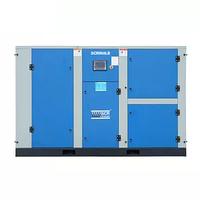 Винтовой компрессор низкого давления на постоянных магнитах от 90 до 185 кВт