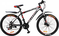 🚲Горный алюминиевый велосипед на гидравлике TITAN URBAN HDD; рама 17; колеса 26, фото 1