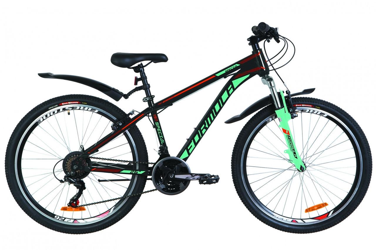 🚲Горный стальной велосипед FORMULA SPECIAL 2019; рама 15; колеса 26
