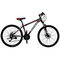 🚲Подростковый алюминиевый велосипед TITAN ATLANT DD; рама 12; колеса 24, фото 1