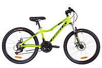 🚲Подростковый алюминиевый горный велосипед FORMULA ACID 1.0 DD 2019; рама 12,5; колеса 24, фото 1