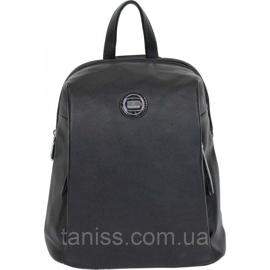 Женский,молодежный,стильный  рюкзак, материал экокожа, одна короткая ручка,одна длинная,одно отделение (87178)