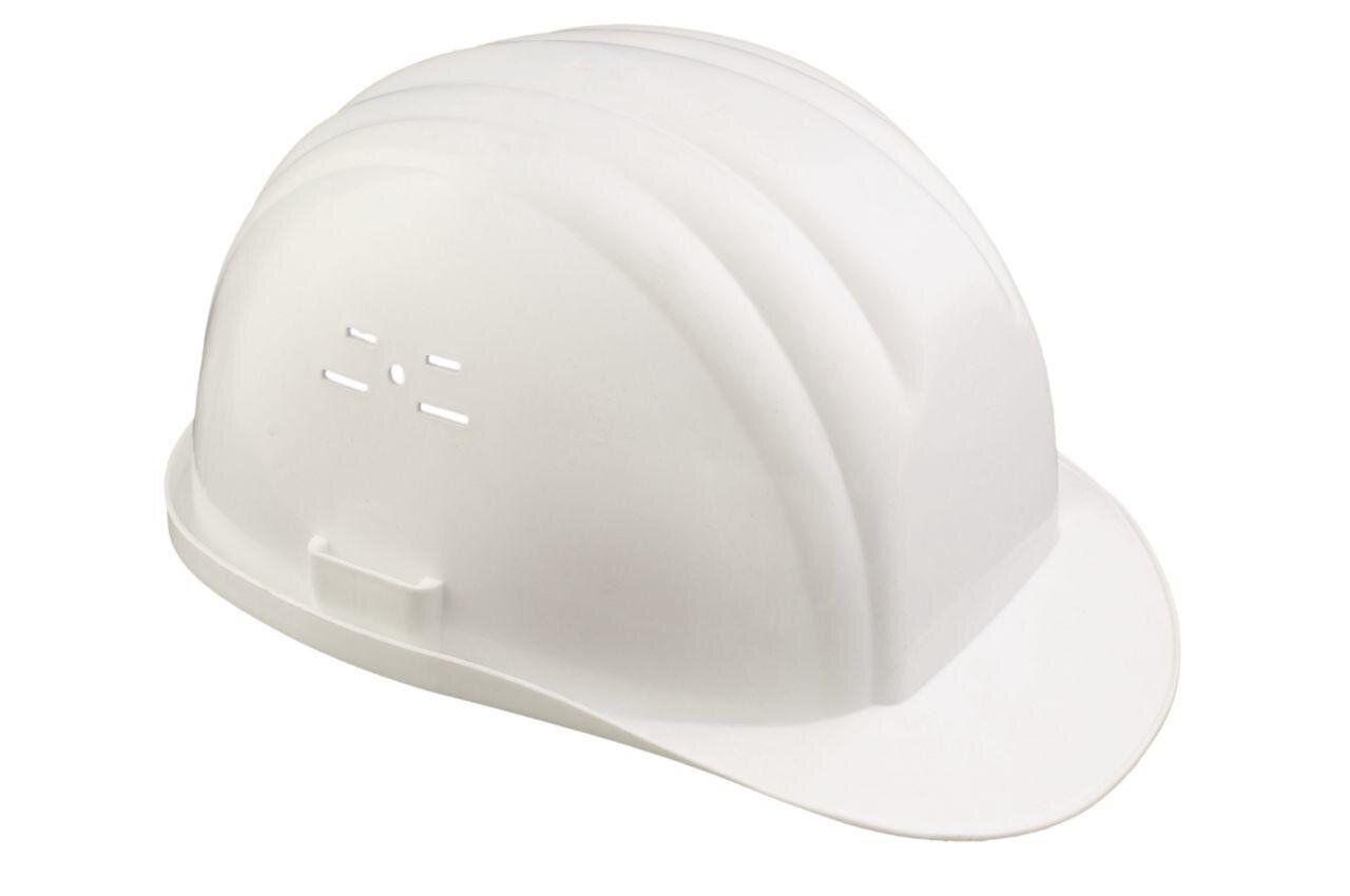 Каска строительная белая | VTR (Украина) PK-0000