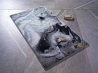 Килимок 50х57 Confetti Bella Liquid Gri