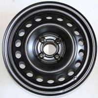 Steel Kap 201 R15 W6 PCD4x100 ET43 DIA60.1 Black