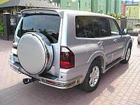 Спойлер Mitsubishi Pajero Wagon 3, Митсубиси Паджеро Вагон, фото 1