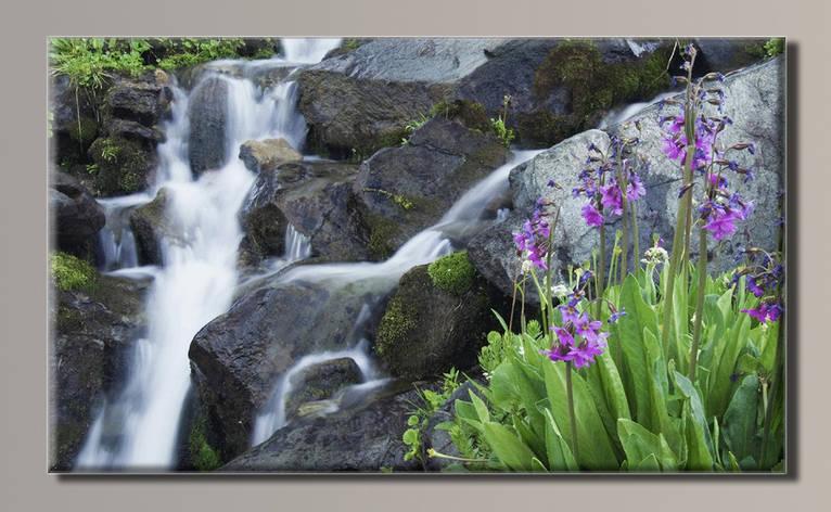 Картина HolstArt Водопад 54*32см арт.HAS-320, фото 2