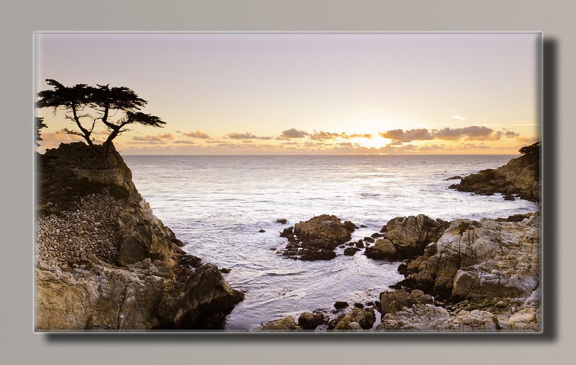 Картина HolstArt Скалы у моря 55*32,5см арт.HAS-144