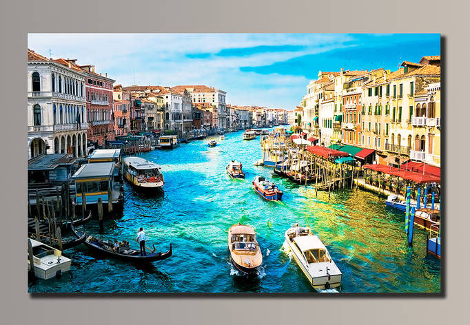 Картина HolstArt Венеция 84,5*54см арт.HAS-062, фото 2