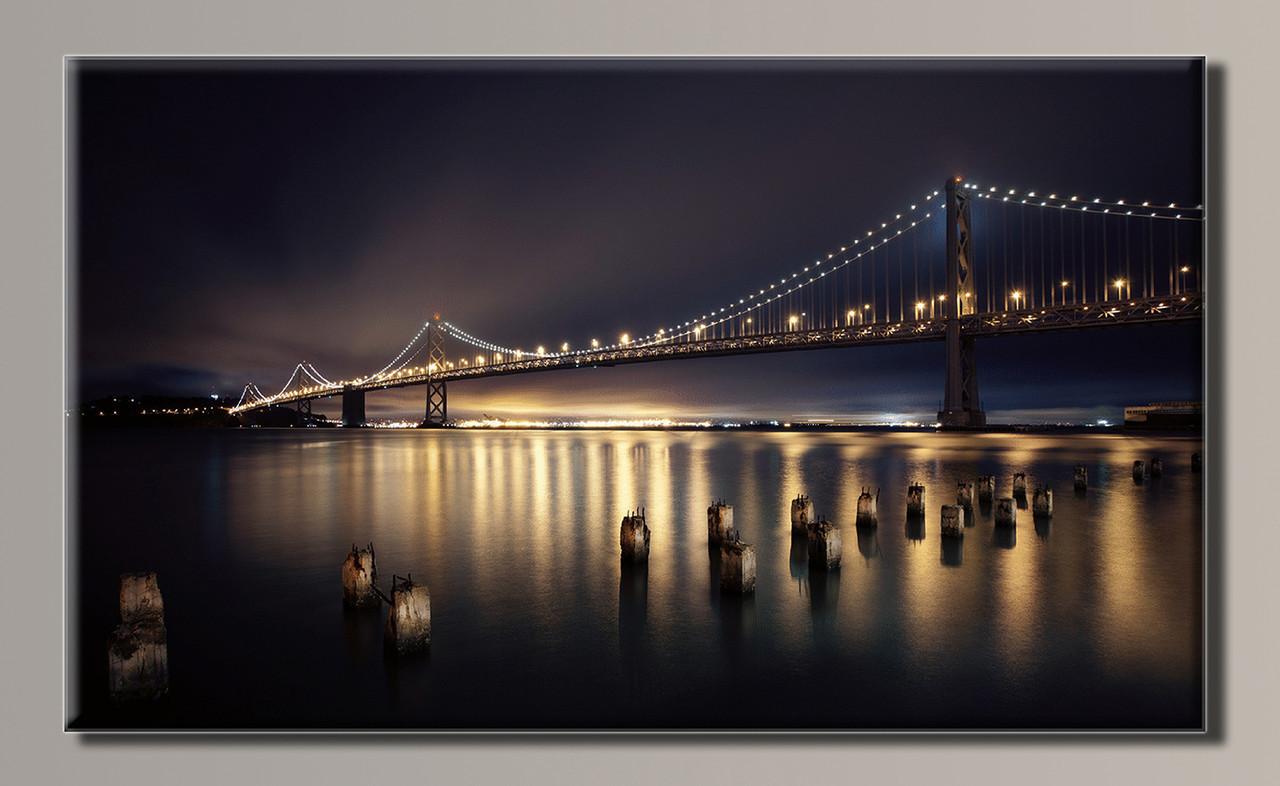 Картина HolstArt Сан-Франциско 89*54см арт.HAS-339