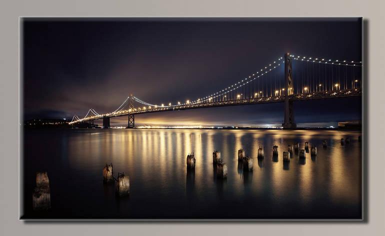 Картина HolstArt Сан-Франциско 89*54см арт.HAS-339, фото 2