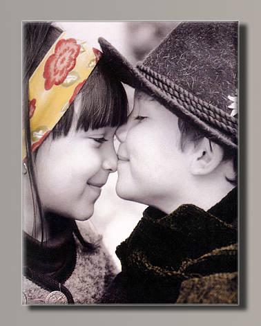 Картина HolstArt Дети от Kim Anderson 42*55 см арт.HAS-443, фото 2