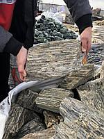 Гнейс болгарский сланец Декоративный камень Галька ландшафт