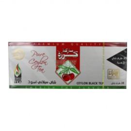Черный чай Cherry Brand (25 пакетиков)